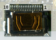 EL570 connector on pcb