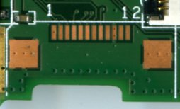 DP-L10 debug connector